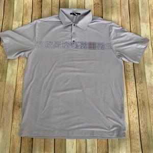 Tiger Woods Collection Nike dri-fit LG golf polo